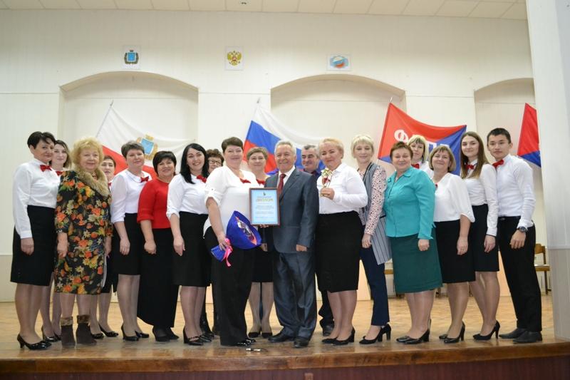 школа № 3 победилп в региональном конкурсе