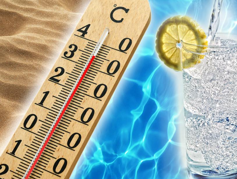 Прогноз погоди: стає все спекотніше…