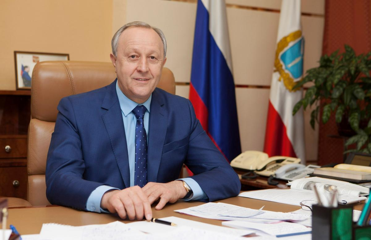 Поздравление от губернатора Саратовской области с Днём знаний
